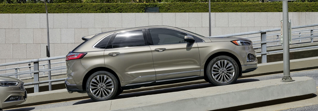 What Paint Colors are on the 2020 Ford Edge?