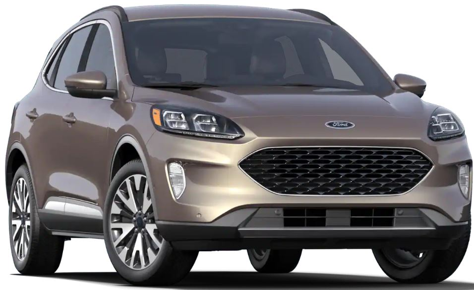 2020 Ford Escape Desert Gold