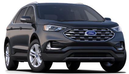 2020 Ford Edge Agate Black