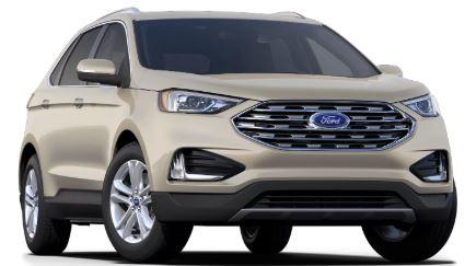 2020 Ford Edge Desert Gold