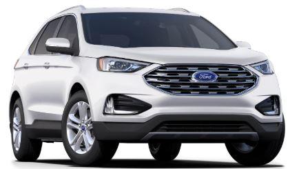 2020 Ford Edge Oxford White