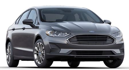 2020 Ford Fusion Magnetic