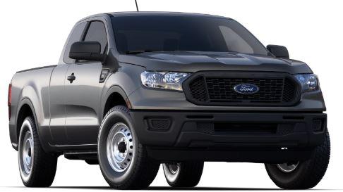2020 Ford Ranger Magnetic