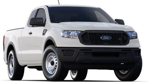 2020 Ford Ranger Oxford White