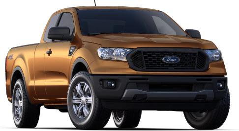 2020 Ford Ranger Saber