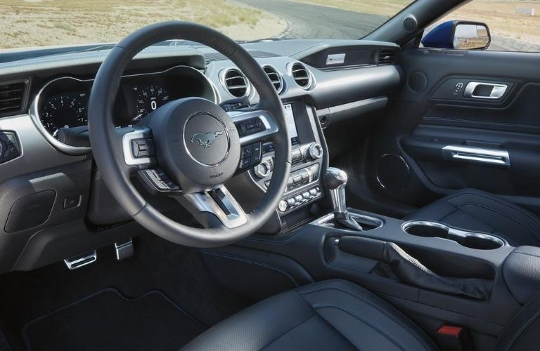 2020 Ford Mustang wheel view