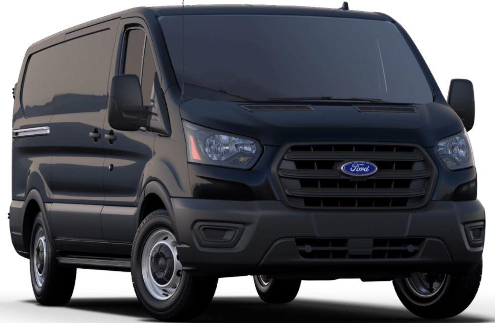 2020 Ford Transit Agate Black