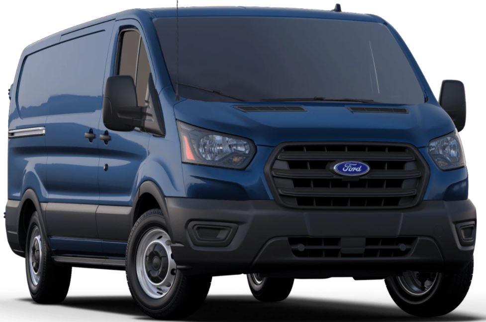 2020 Ford Transit Blue Jeans
