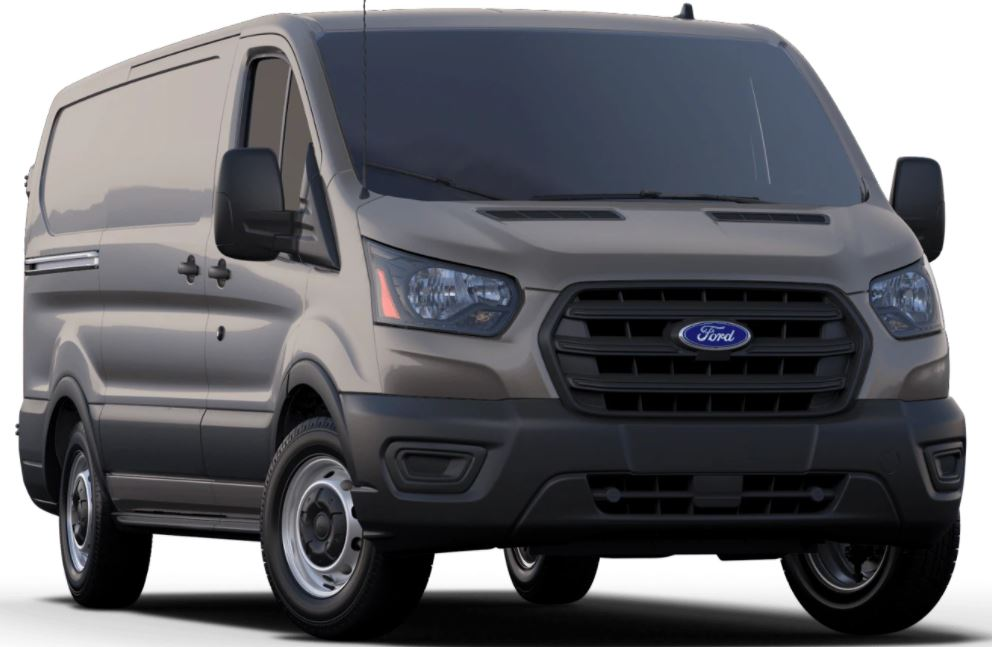 2020 Ford Transit Diffused Silver