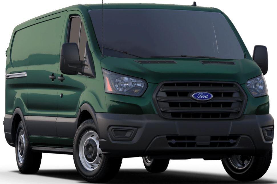 2020 Ford Transit Green Gem