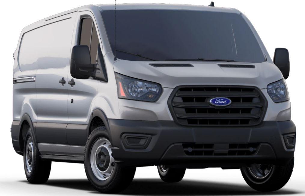 2020 Ford Transit Ingot Silver