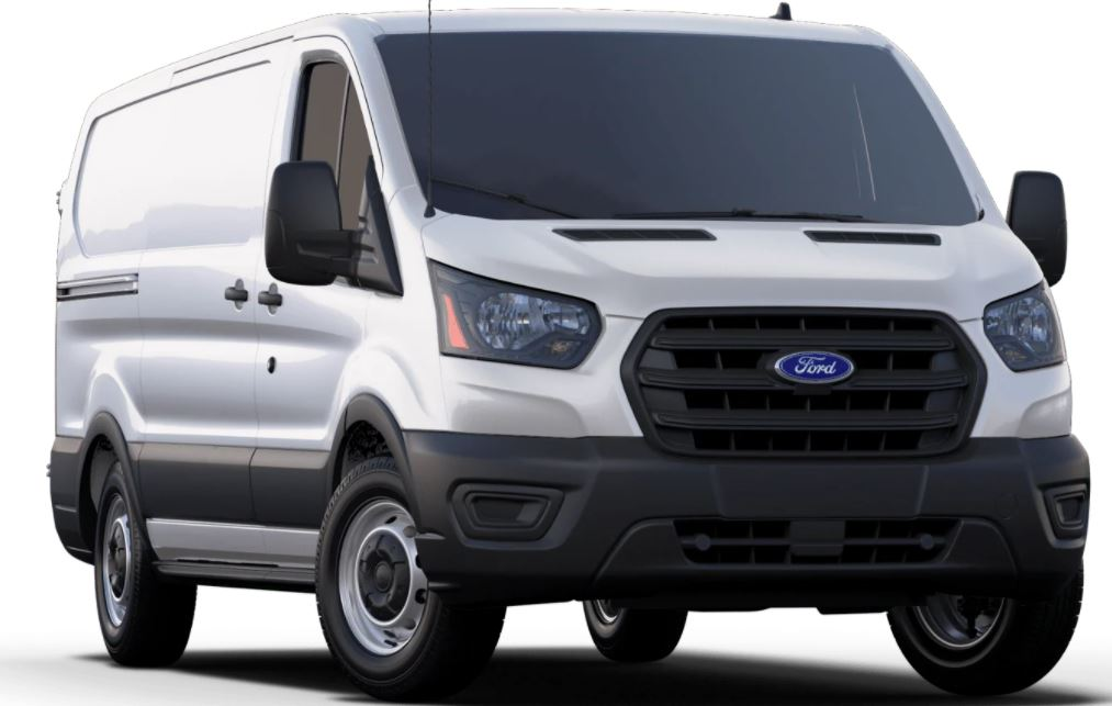 2020 Ford Transit Oxford White