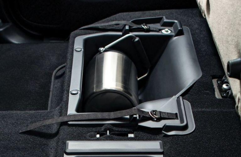 2020 Ford Ranger container holder