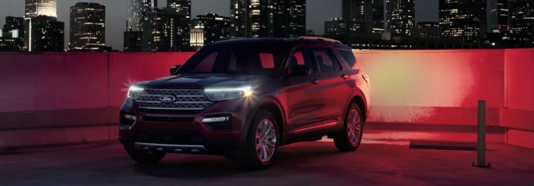 What Technologies are on the 2021 Ford Explorer?