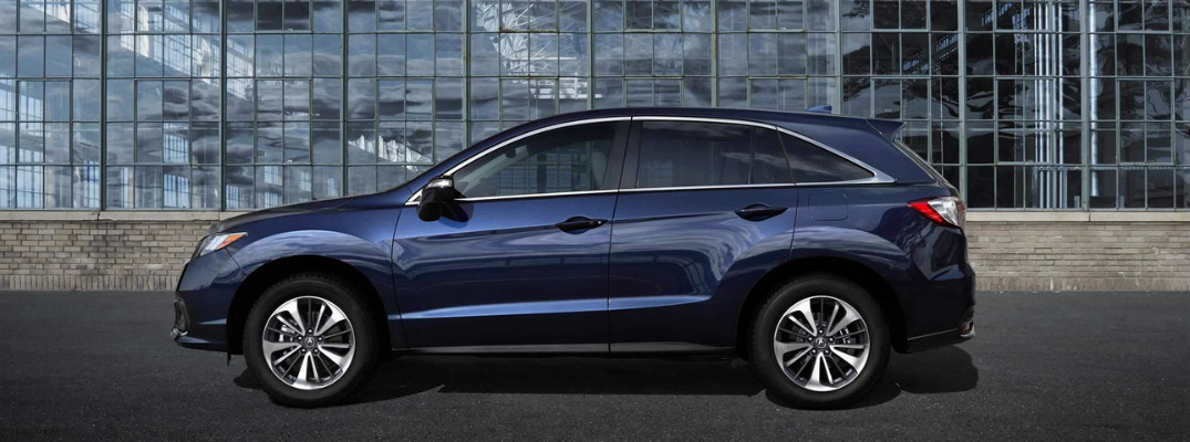 What packages are available for the 2018 Acura RDX?