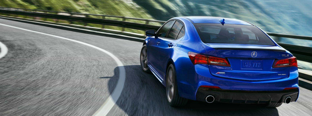 What is the 2018 Acura TLX A-Spec?