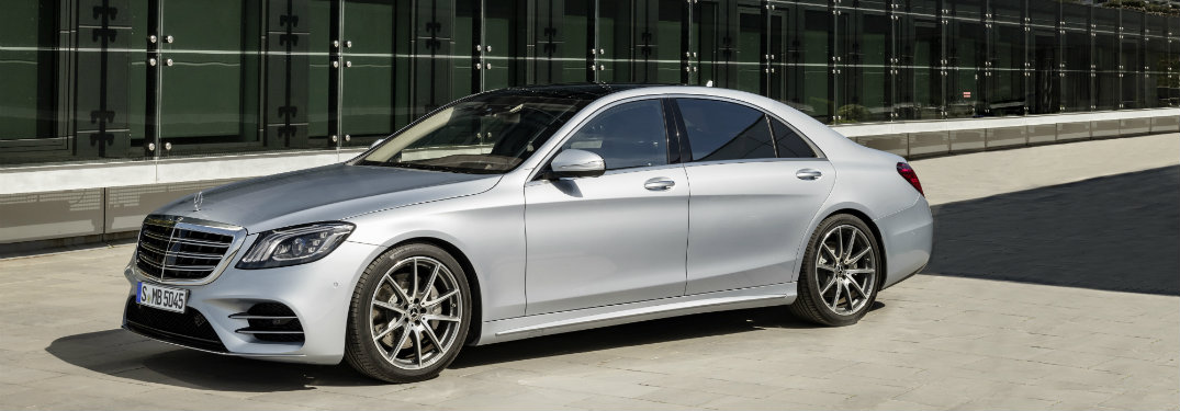See What S New On The 2018 Mercedes Benz S Class