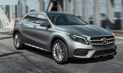 2018 Gla Suv Lineup B O Mercedes Benz Of Gilbert