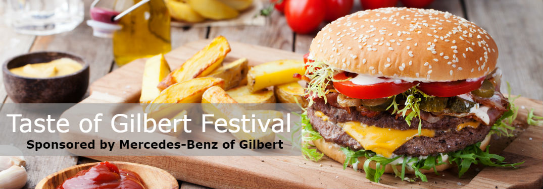 Come Join Us at the Taste of Gilbert Festival This Fall!