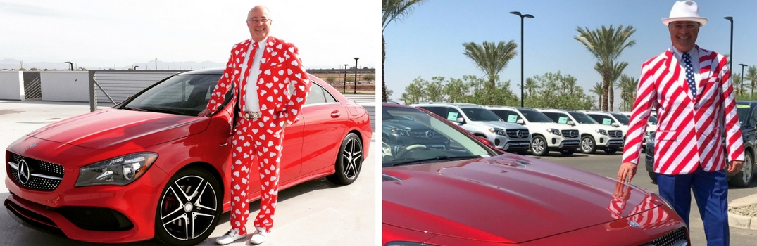 Happy Holidays from Mercedes-Benz of Gilbert