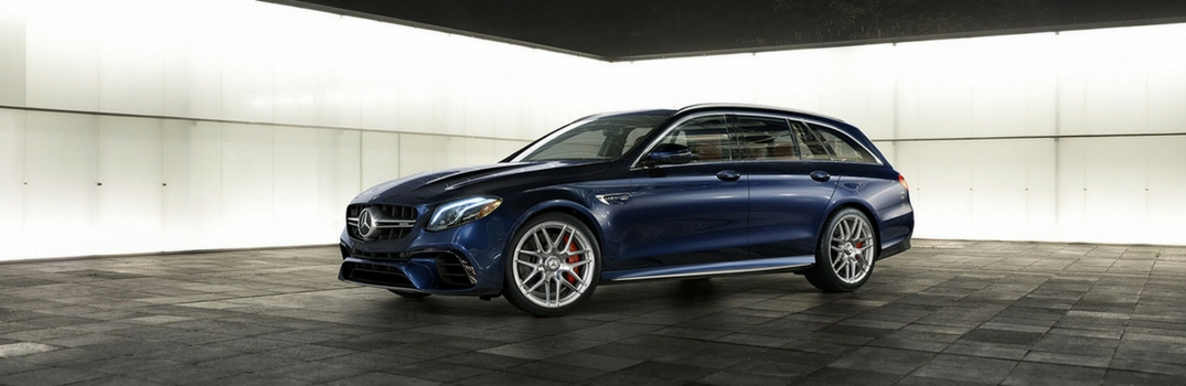 2018 Mercedes-AMG E63 S Wagon Vehicle Overview