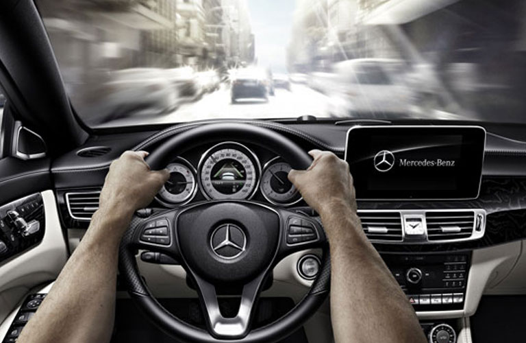 What Safety Features Come In The 2018 Mercedes Benz C Class Sedan