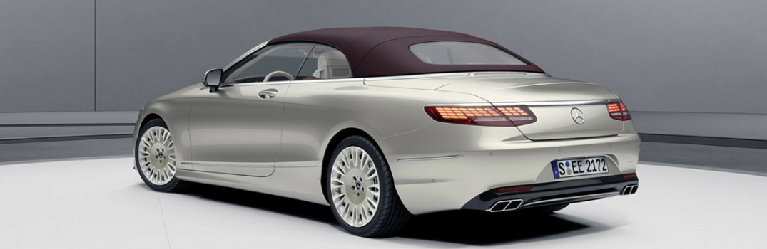What Is The Mercedes Benz S Class Exclusive Edition