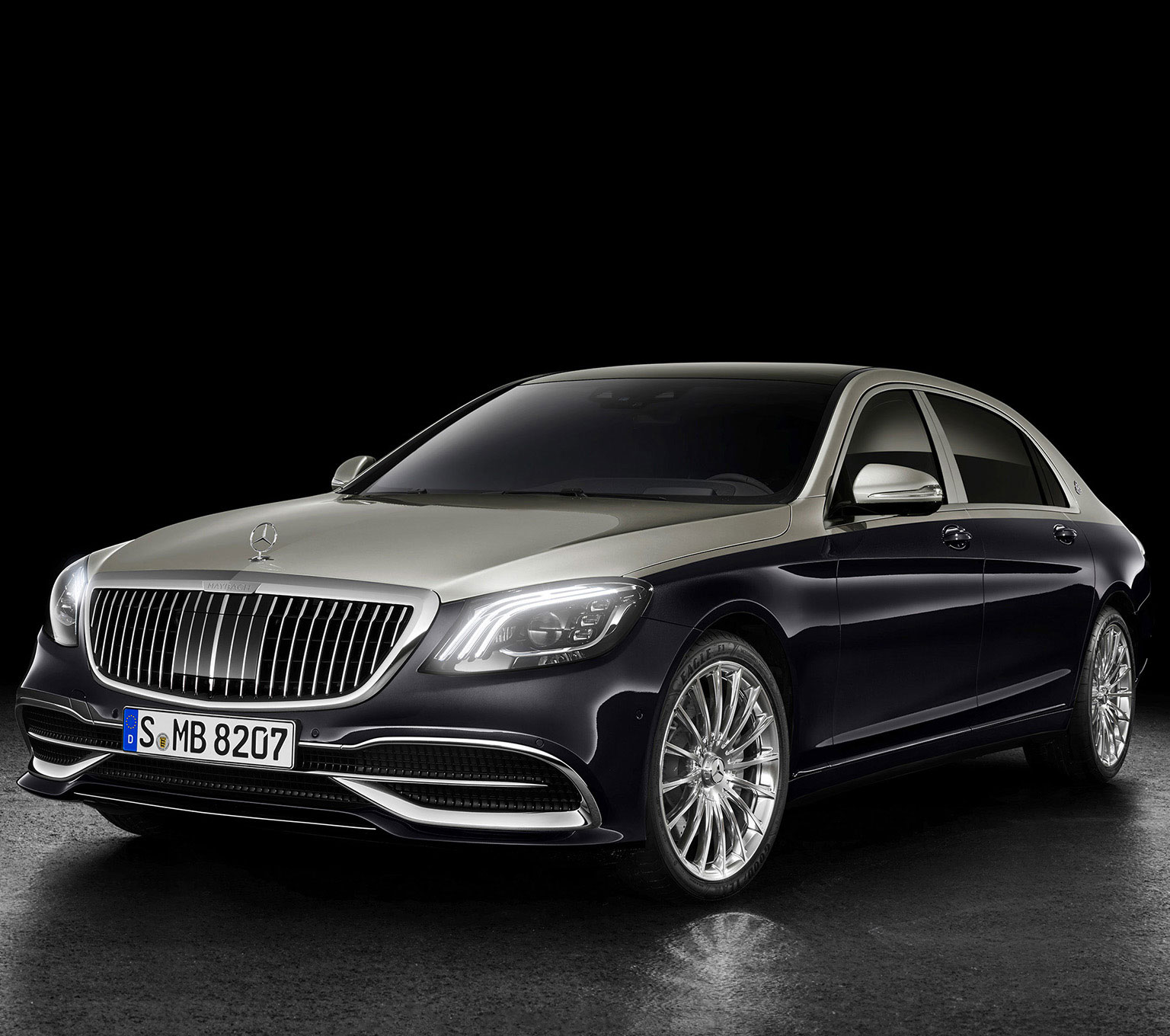 2019 S Class Maybach Sedan Future Highlights 01 Dr O Mercedes Benz