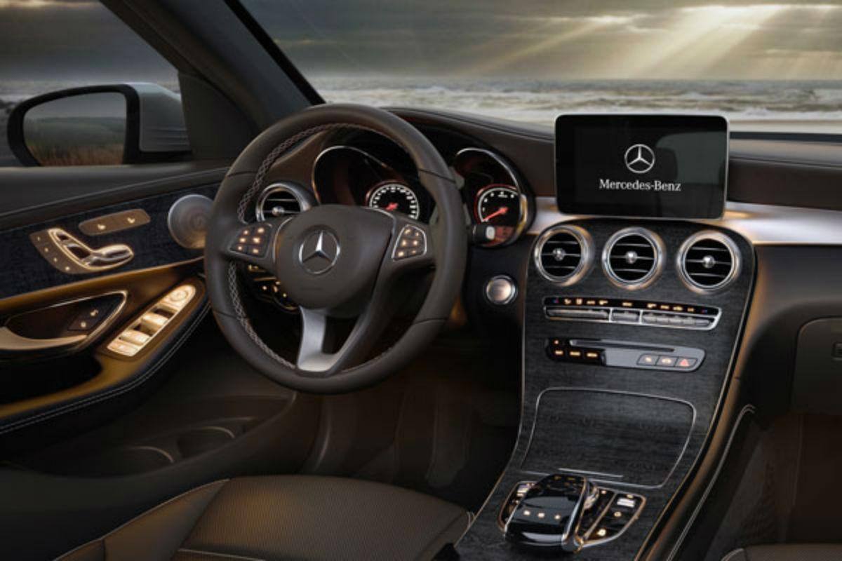 2018 Glc Suv Int4 O Mercedes Benz Of Gilbert