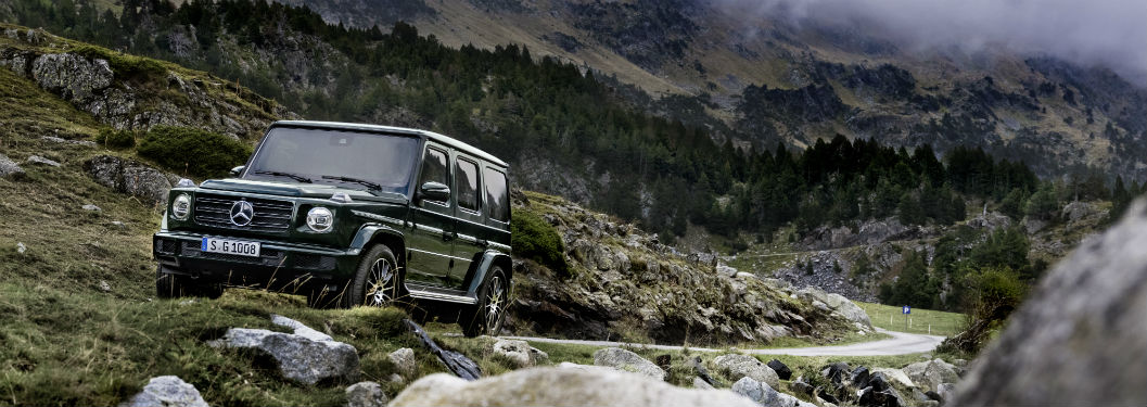 When is the Release Date of the 2019 Mercedes-Benz G-Class?