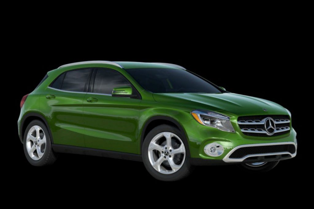 2017 Mercedes Benz Metris >> Kryptonite-Green-Metallic_o - Mercedes-Benz of Gilbert
