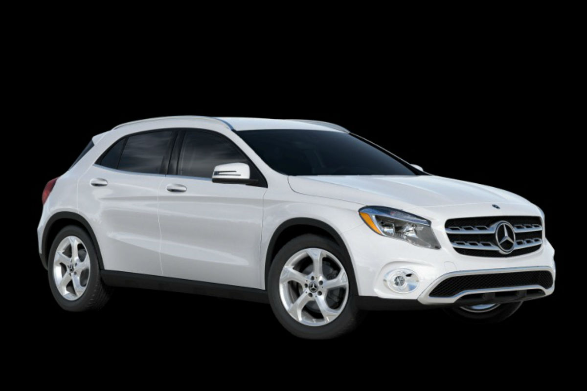 What are the Exterior Color Options for the 2018 Mercedes ...