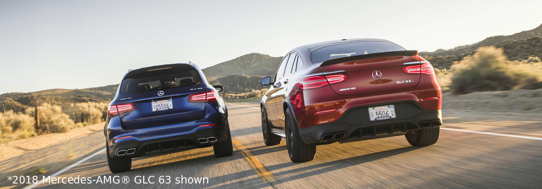 What S New In The 2019 Mercedes Benz Glc Mercedes Benz Of