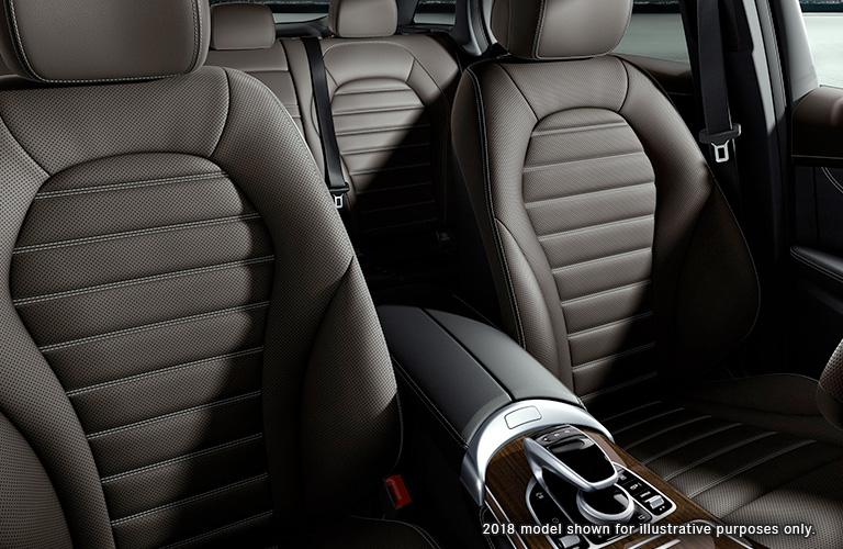 2019 Mercedes Benz Glc 300 Interior Features