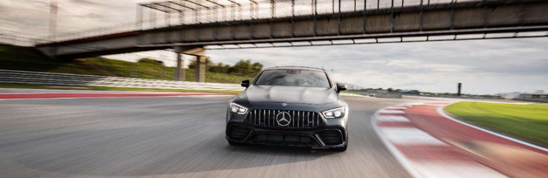 Which 2019 Mercedes-Benz model has the fastest 0 to 60 mph time?