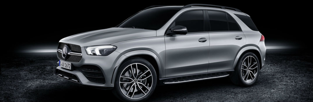 What's inside the 2020 GLE?
