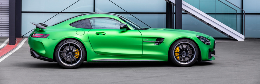 Get one of Mercedes-Benz's best performance coupes!
