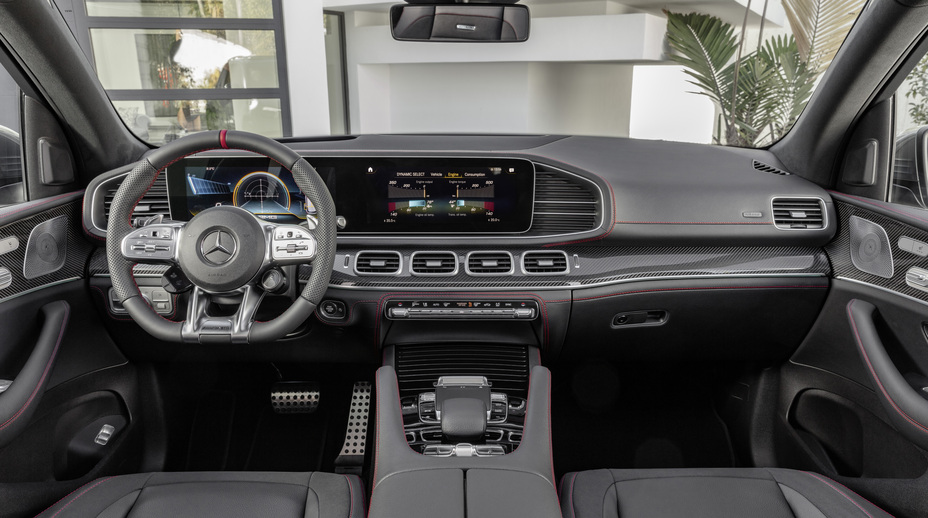 Specs and Features in the 2021 Mercedes-Benz AMG® GLE 53 Coupe
