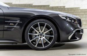 2020 Mercedes-Benz SL Roadster front wheel