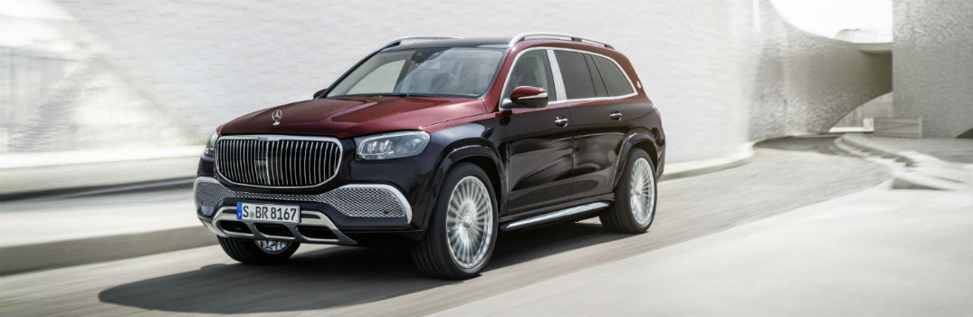 2020 Mercedes-Maybach GLS 600 exterior profile