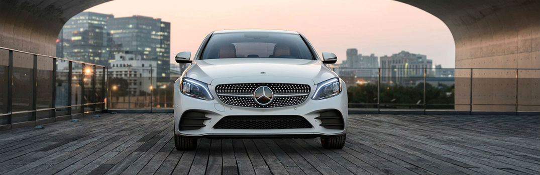 Engine specs in the newest C 300