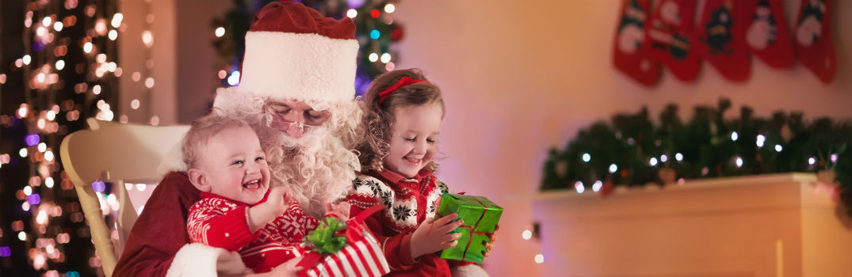 Santa will be visiting Gilbert AZ this year!