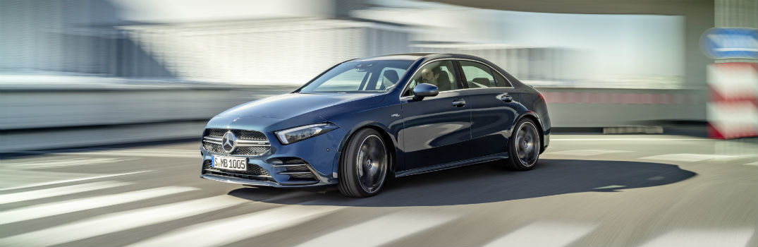 First look at the 2020 Mercedes-Benz A-Class Hybrid