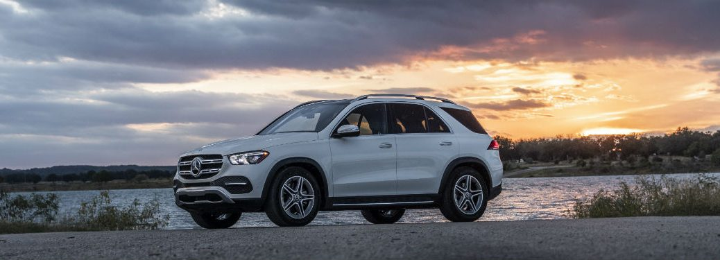 Engine in the 2020 GLE
