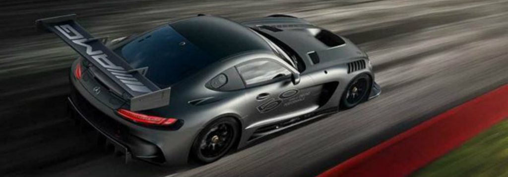 Explore The Amg Gt 3 Edition 50 50th Anniversary Model