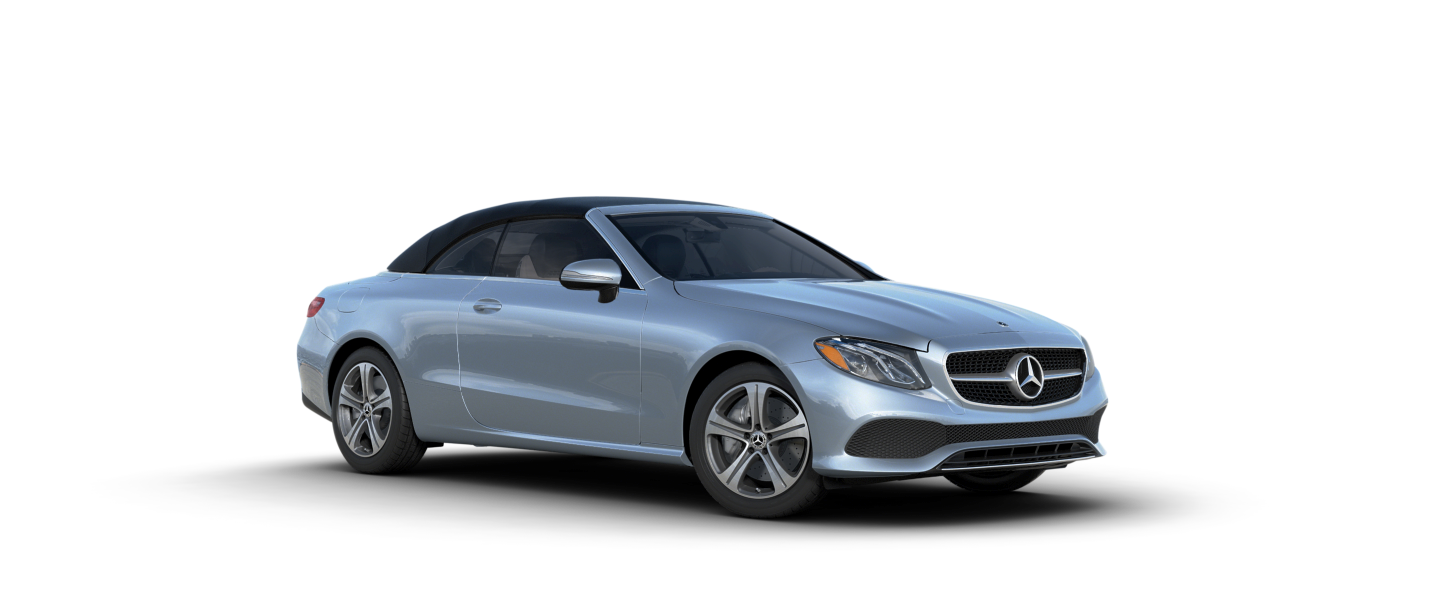 2018 Mercedes-Benz E-Class Cabriolet Paint Color Choices