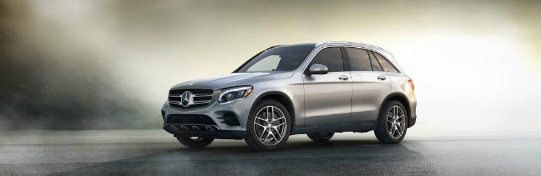 2018 Mercedes-Benz GLC in spotlight