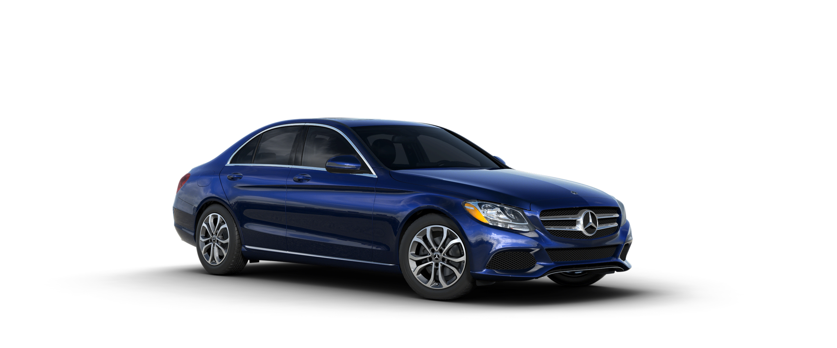 Color Options for the 2018 Mercedes-Benz C-Class Sedan