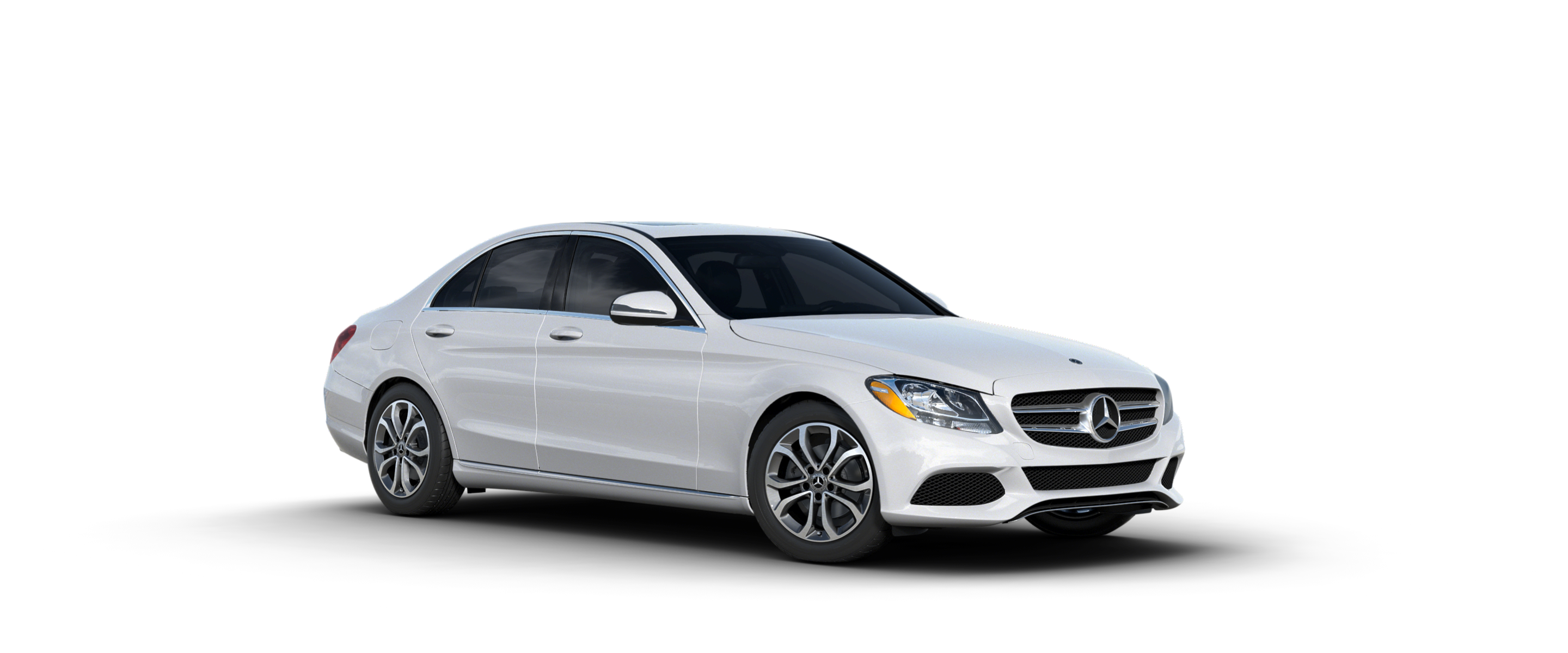 Color options for the 2018 mercedes benz c class sedan for Mercedes benz options