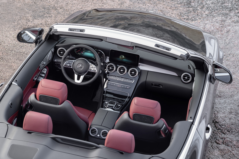 2019 Mercedes Benz C Class Coupe And Cabriolet Release Date